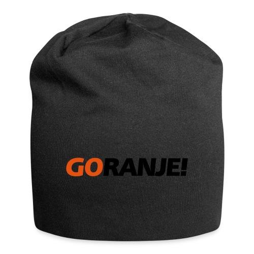 Go Ranje - Goranje - 2 kleuren - Jersey-Beanie