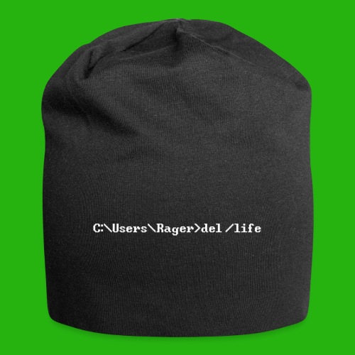Programming Get A Life - Jersey Beanie