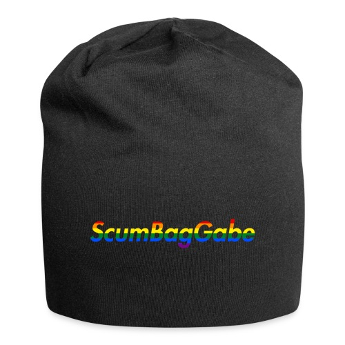 ScumBagGabe Multi Logo XL - Jersey Beanie