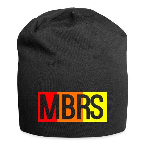 MBRS Block Design - Jersey Beanie
