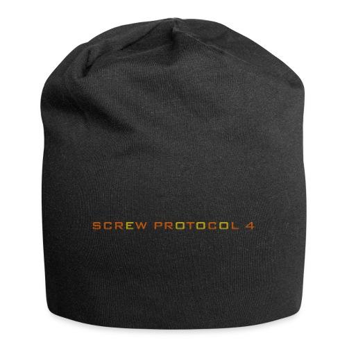 ScrewP4 Final - Jersey Beanie