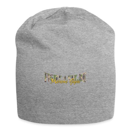 logo schwarz camostyle - Jersey-Beanie