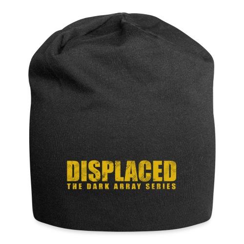 Displaced (Yellow) Branding - Jersey Beanie