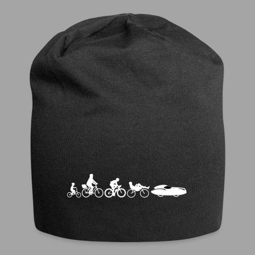 Bicycle evolution white Quattrovelo - Jersey-pipo
