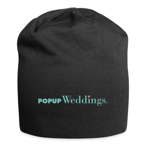 Popup Weddings - Jersey Beanie
