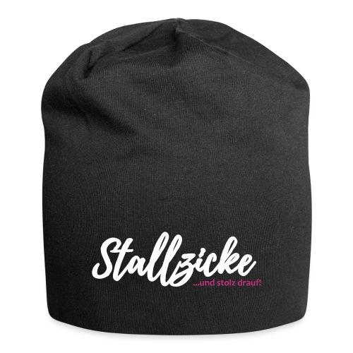 Stallzicke - Jersey-Beanie