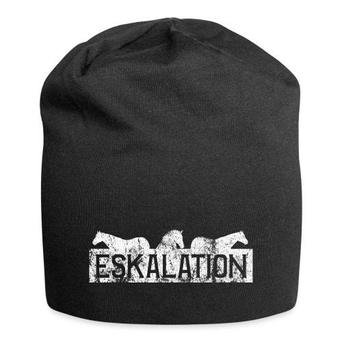 Eskalation - Jersey-Beanie
