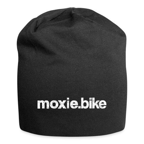 moxie.bike contour lines - Jersey Beanie