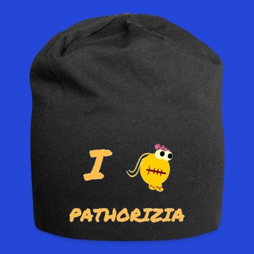Love Pathorizia - Beanie in jersey