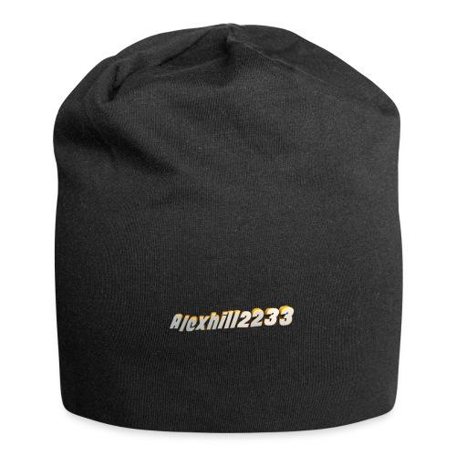 Alexhill2233 Logo - Jersey Beanie