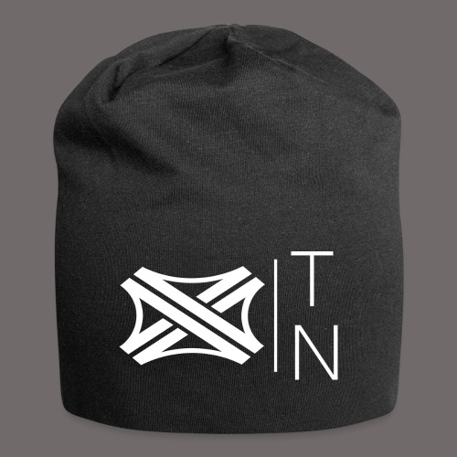 Tregion logo Small - Jersey Beanie
