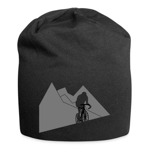 Kletterer - Jersey-Beanie