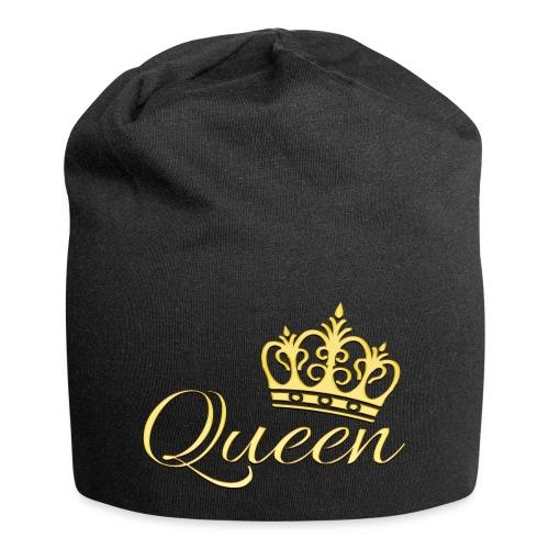 Queen Or -by- T-shirt chic et choc - Bonnet en jersey