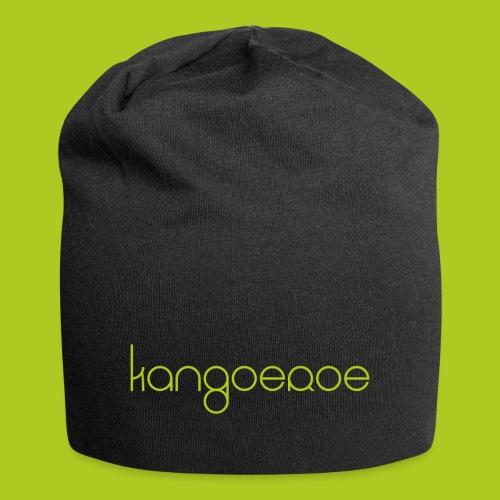 Green Kangoeroe design - Bonnet en jersey