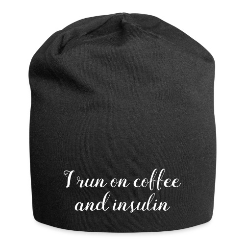 I run on coffee and insulin v3 - Jersey-pipo