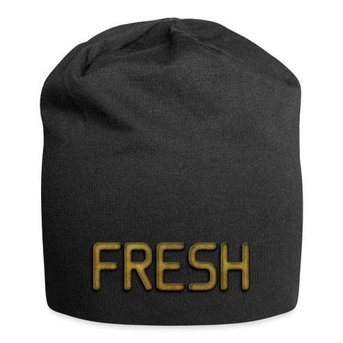 Limited Edition Fresh (Gold) Design - Jersey Beanie