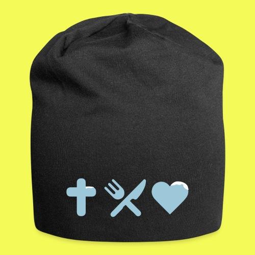 PrayEatLove_Winter_Logo-0 - Jersey-Beanie