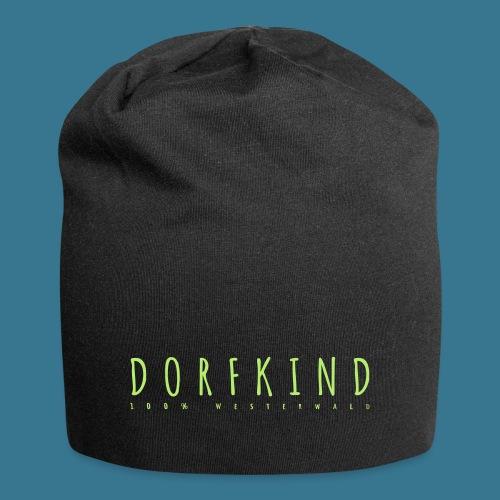 Dorfkind- 100% Westerwald. - Jersey-Beanie