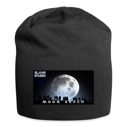 Moon beach - Beanie in jersey