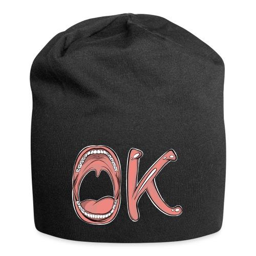 OK - Bonnet en jersey