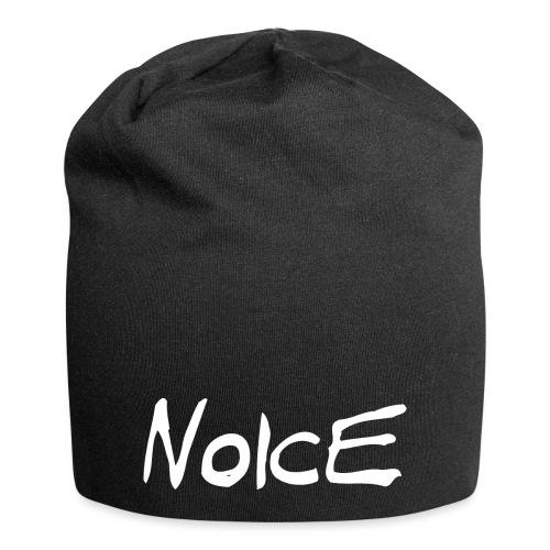 Noice - White logo - Jersey Beanie