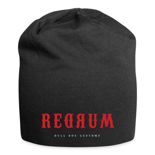 REDRUM - Jersey-beanie