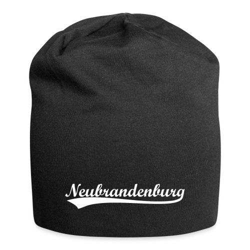 Neubrandenburg Weiß - Jersey-Beanie