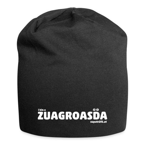 supatrüfö ZUAGROASDA - Jersey-Beanie