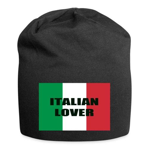 ITALIAN LOVER - Beanie in jersey