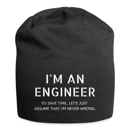 Ingeniør - Jersey-beanie