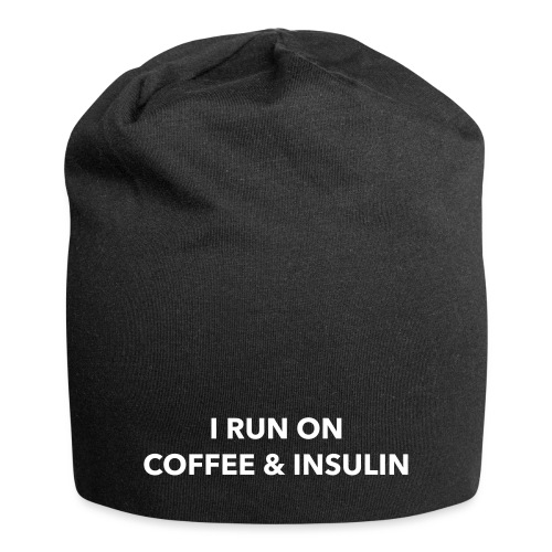 I Run on Coffee & Insulin v2 - Jersey-pipo