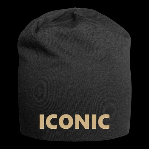ICONIC [Cyber Glam Collection] - Jersey Beanie