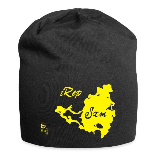 B-illa logo - Jersey-Beanie