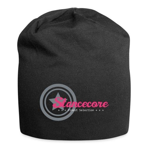 Stancecore Logo - Jersey-Beanie