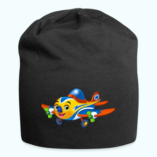 Airplane Arthur Collection - Jersey Beanie