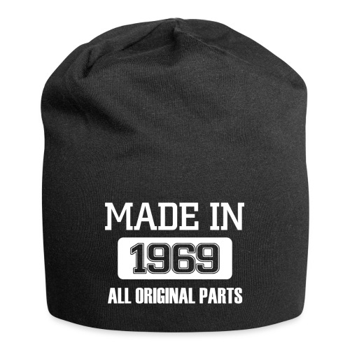 Made in 1969 - Jersey Beanie