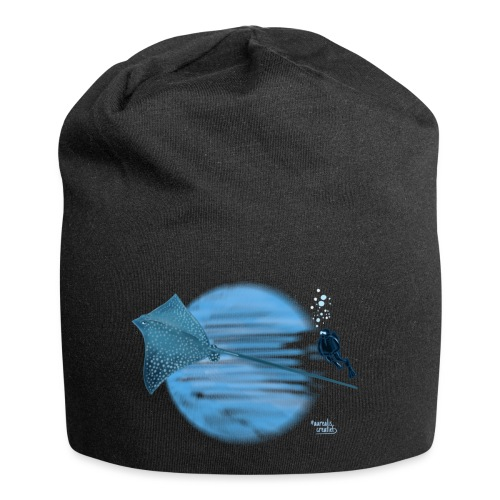 Raie stingray - Bonnet en jersey