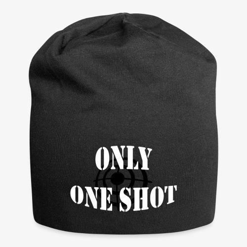Only one shot - Bonnet en jersey