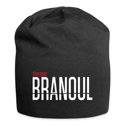 Branoul Logo rood wit - Jersey-Beanie