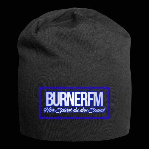 BurnerFM Hier Sürst du den Sound - Jersey-Beanie