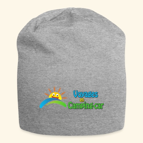 Voyages en Camping-car - Bonnet en jersey