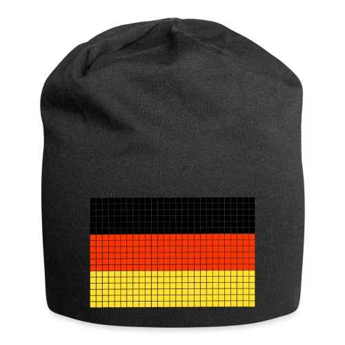 german flag.png - Beanie in jersey