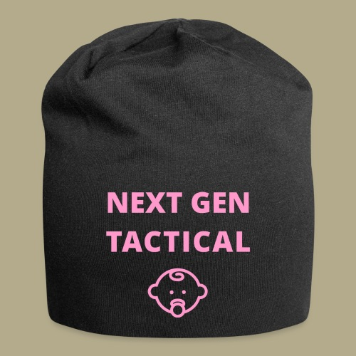 Tactical Baby Girl - Jersey-Beanie