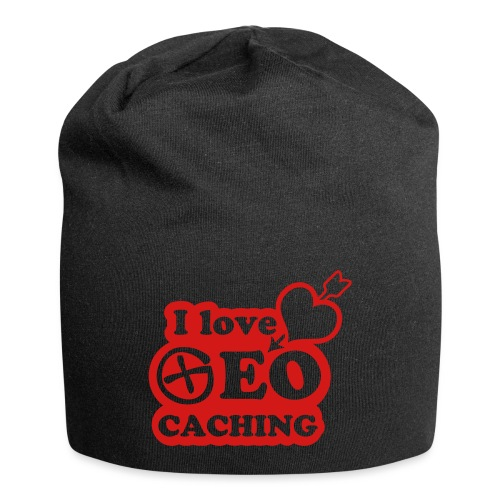 I love Geocaching - 1color - 2011 - Jersey-Beanie