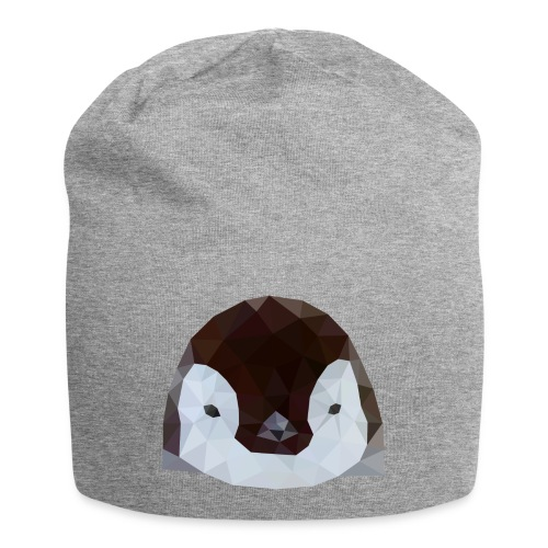 Pinguin Baby Polygon Art - Jersey-Beanie