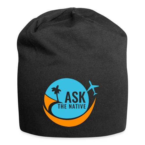 Ask the Native Original Logo - Jersey-Beanie