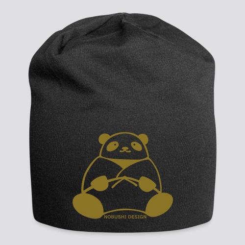 Gouden Panda - Jersey-Beanie