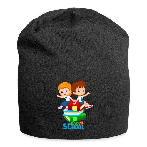 BACK to SCHOOL - Bonnet en jersey