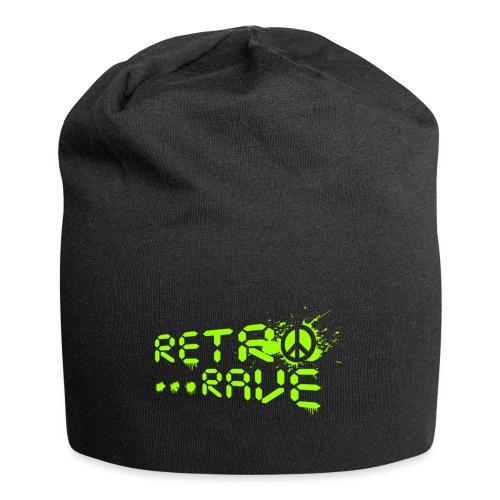 Retro Rave - Jersey Beanie