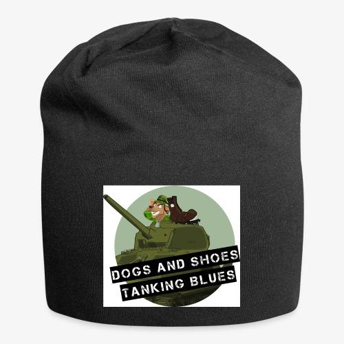 logo dogs nieuw - Jersey-Beanie